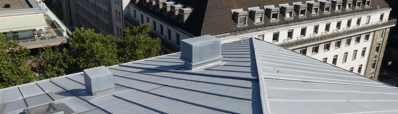 Gutachter für Dächer und Metalldächer