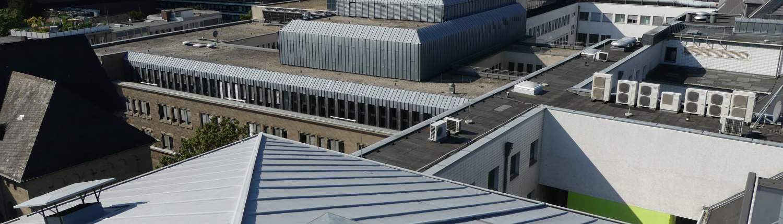Sachverständiger für Dächer und Metalldächer in Düsseldorf