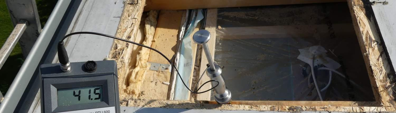 Gutachter für Dachkonstruktionen