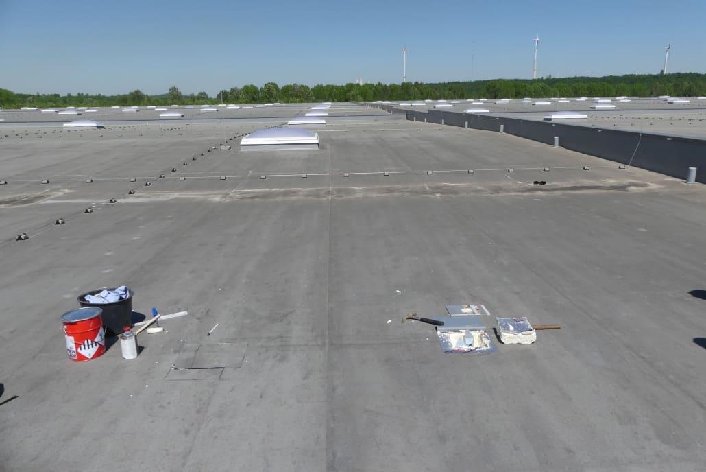 Sachverständiger für Flachdächer und Dachabdichtungen