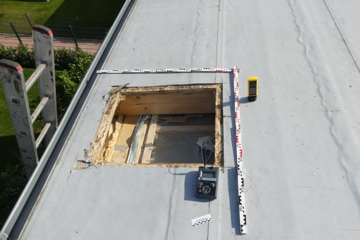 Köln - Gutachter für Dächer, Flachdächer und Dachkonstruktionen