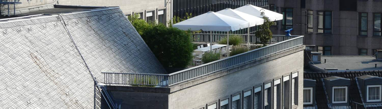 Bausachverständiger Faßbender für Flachdächer und Dachterrassen