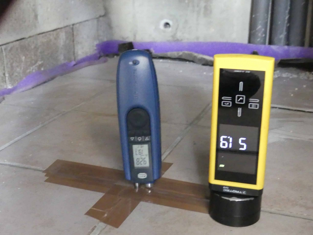 Gutachten am Bau - Sachverständiger für Wasserschäden und Schimmelpilzschäden in Wohnungen