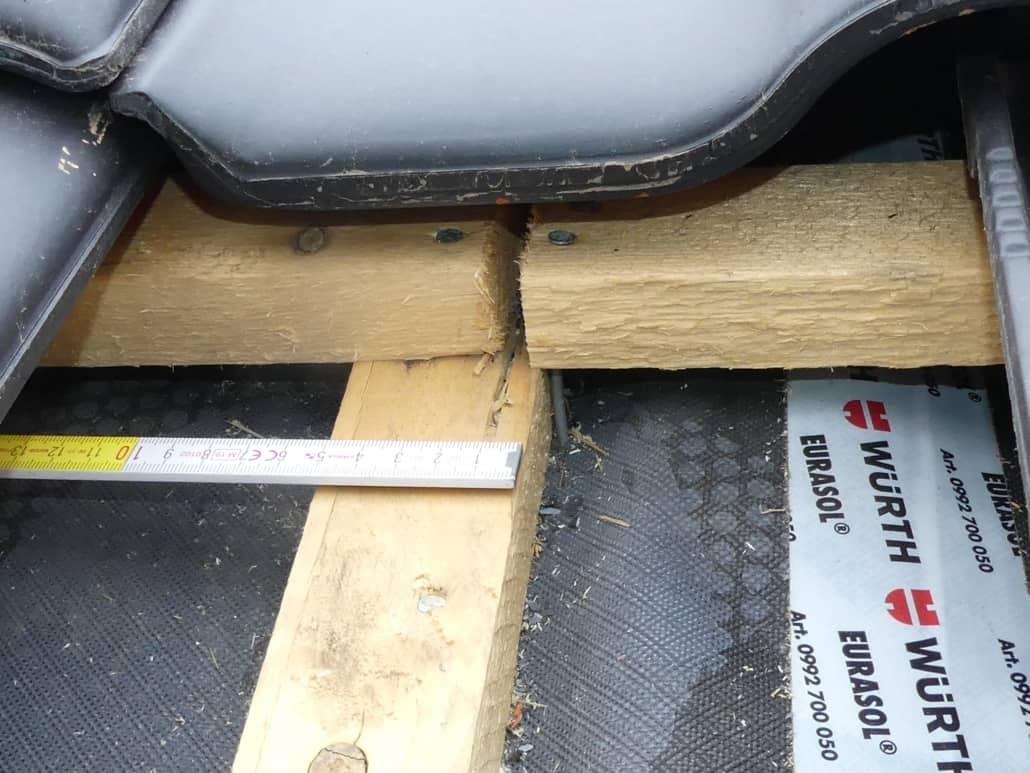 Gutachten am Bau - Sachverständiger für Dacheindeckungen, Steildächer und Dachziegel